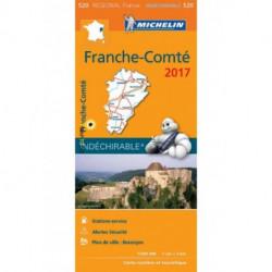 carte routières régionales Michelin
