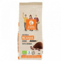 Café bio du Mexique moulu