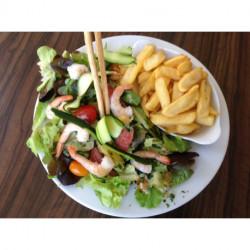 Les salades repas