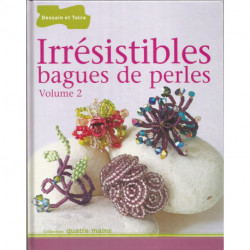 PERLES LIVRE IRRESISTIBLES BAGUES DE PERLES