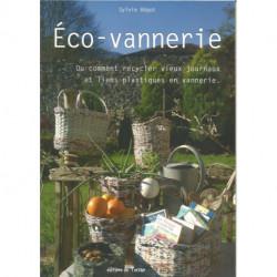 (VANNERIE) LIVRE ECO-VANNERIE de Sylvie Bégot Editions de Terran