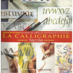 (CALLIGRAPHIE) LIVRE LA CALLIGRAPHIE FACILE Editions de Saxe
