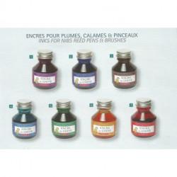 (CALLIGRAPHIE) ENCRE DE CHINE 50 ml