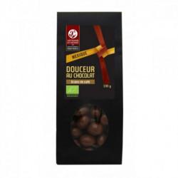 Douceur au chocolat bio grains de café