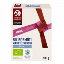 Riz bio Basmati blanc