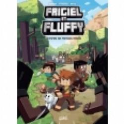 Frigiel et Fluffy édition Soleil
