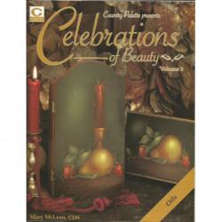 (BOIS) LIVRE PEINTURE SUR BOIS CELEBRATIONS OF BEAUTY 3 de Mary McLean