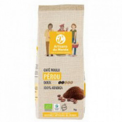Café bio du Pérou moulu
