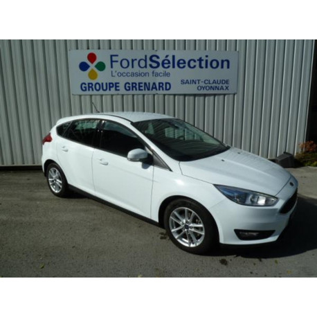 Ford Focus 1.0 EcoBoost 125ch Stop&Start Executive