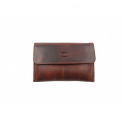 Blague à tabac CHACOM en cuir rétro - CC018