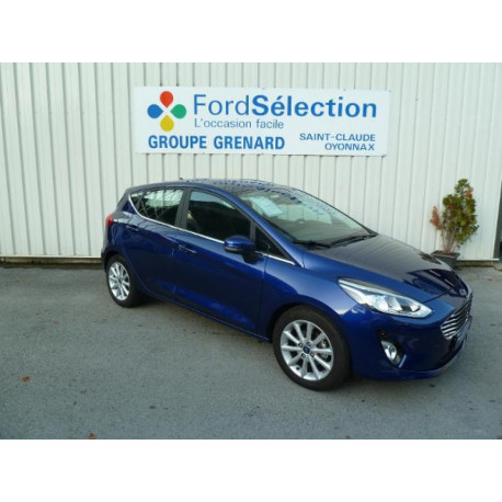 Ford Fiesta 1.0 EcoBoost 100ch Stop&Start Titanium