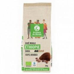 Café bio dEthiopie moulu