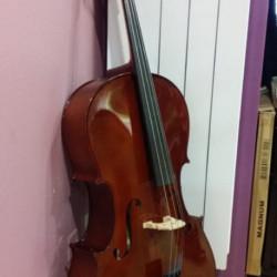 Violoncelle entier Hongrois occasion sct W