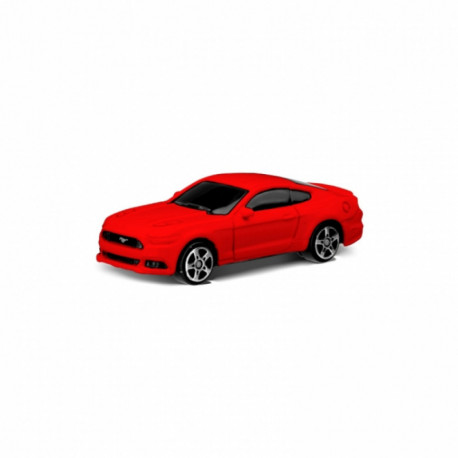 Ford Mustang GT Fresh Metal, rouge