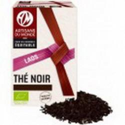Thé noir bio Laos vrac