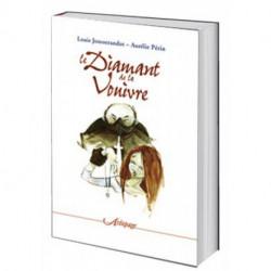 LE DIAMANT DE LA VOUIVRE de Louis Jousserandot éditions Aréopage