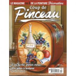 (BOIS) MAGAZINE COUP DE PINCEAU VERSION QUEBEC Séries 5