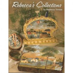 (BOIS) LIVRES DE PEINTURE SUR BOIS de Rebecca TRIMBLE