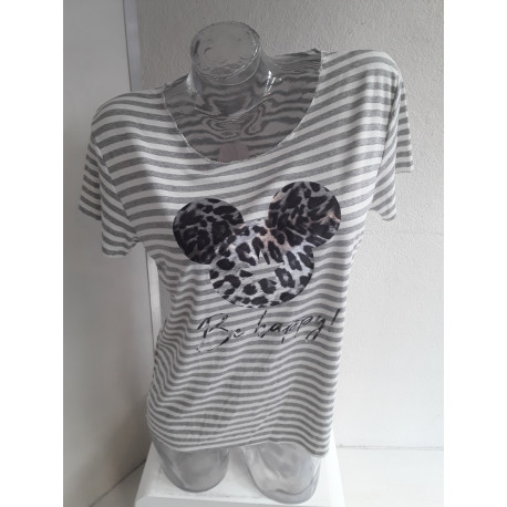 T-shirt Mickey ALEXANDRA ST CLAUDE