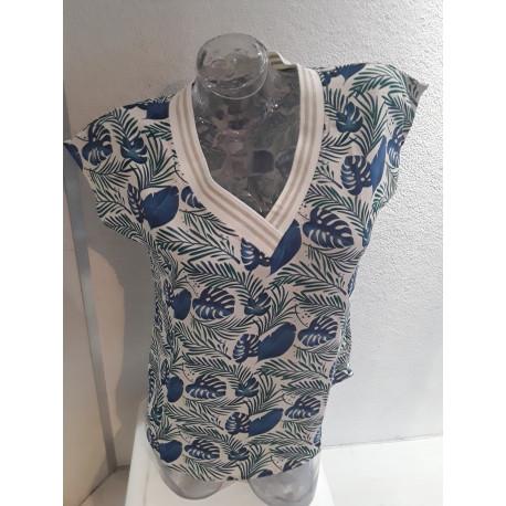 T-shirt imprimé ALEXANDRA ST CLAUDE