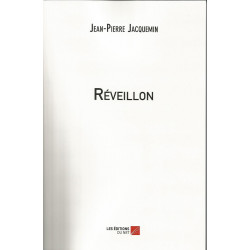 LIVRE THEATRE REVEILLON