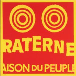 BASTIEN Michel - Papelard/Raterne - Estampe sérigraphiée