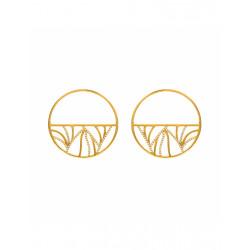Boucles D'oreilles - Créoles - Les Précieuses - Les georgettes - Pesenti