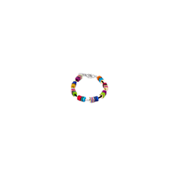 Bracelet Geo-Cubes - Multicolore - Coeur De Lion - Pesenti