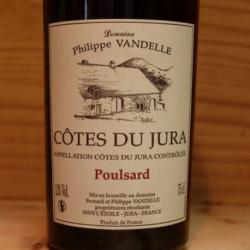 Vins rouges du Jura