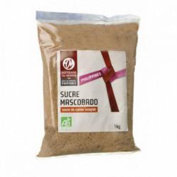 Mascobado sucre bio 1 kg