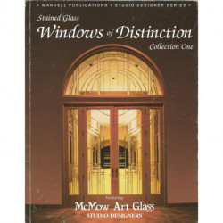LIVRE VITRAIL WINDOWS OF DISTINCTION