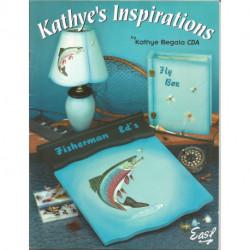 LIVRE PEINTURE SUR BOIS KATHYE'S INSPIRATIONS DE Kathye Begala