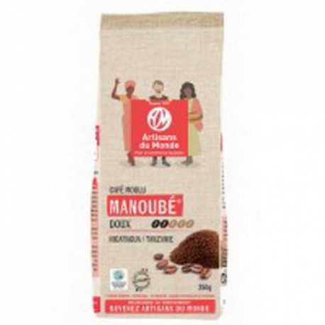 cafe Manoubé pur arabica moulu