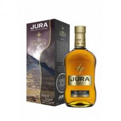 Whisky JURA 10 ans Légacy